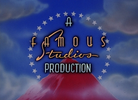 Screenshots from the 1949 Paramount / Famous Studios cartoon Tar With a Star