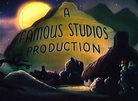 Screenshots from the 1949 Paramount / Famous Studios cartoon Leprechaun