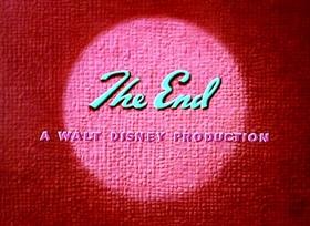 Screenshots from the 1949 Disney cartoon Bubble Bee