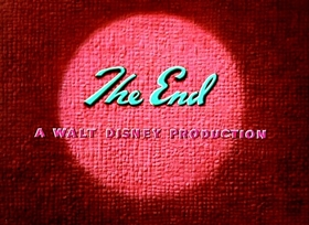 Screenshots from the 1949 Disney cartoon Sheep Dog