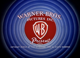 Screenshots from the 1949 Warner Bros. cartoon Awful Orphan