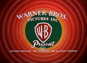 Screenshots from the 1949 Warner Brothers cartoon Bad Ol