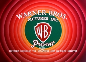 Screenshots from the 1949 Warner Brothers cartoon For Scent-imental Reasons