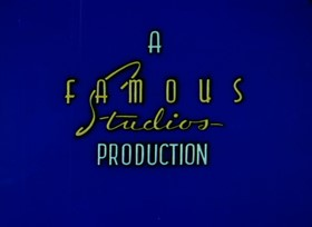 Screenshots from the 1950 Paramount / Famous Studios cartoon Teacher