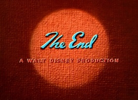 Screenshots from the 1950 Disney cartoon Out on a Limb