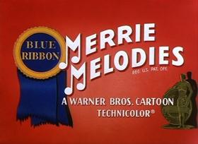 Screenshots from the 1950 Warner Bros. cartoon Boobs in the Woods