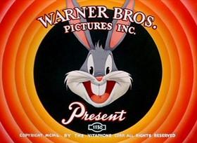 Screenshots from the 1950 Warner Brothers cartoon Hillbilly Hare
