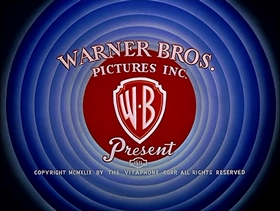 Screenshots from the 1950 Warner Bros. cartoon A Fractured Leghorn