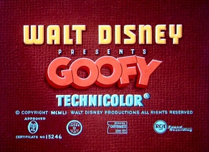 Screenshots From The 1951 Disney Cartoon Get Rich Quick