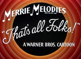 Screenshots from the 1951 Warner Brothers cartoon Early To Bet