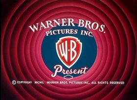 Screenshots from the 1951 Warner Brothers cartoon Room and Bird
