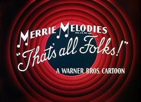 Screenshots from the 1951 Warner Brothers cartoon Tweet Tweet Tweety
