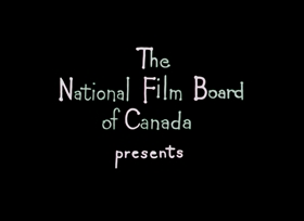 Screenshots from the 1952 National Film Board of Canada cartoon The Romance of Transportation in Canada