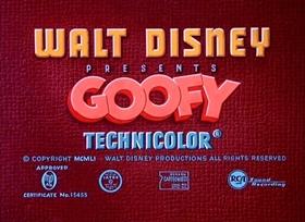 Screenshots from the 1952 Disney cartoon Father