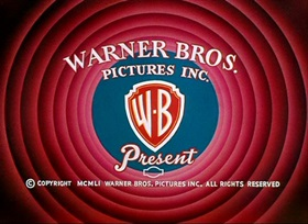 Screenshots from the 1952 Warner Brothers cartoon Beep, Beep