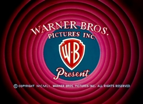Screenshots from the 1952 Warner Brothers cartoon Ain