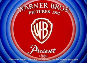 Screenshots from the 1952 Warner Bros. cartoon Going! Going! Gosh!