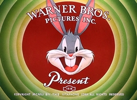 Screenshots from the 1952 Warner Brothers cartoon Rabbit Seasoning