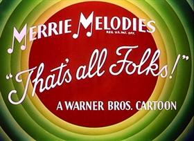Screenshots from the 1952 Warner Brothers cartoon Rabbit