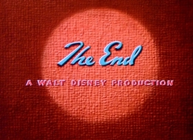 Screenshots from the 1953 Disney cartoon Father