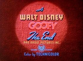 Screenshots from the 1953 Disney cartoon How to Dance