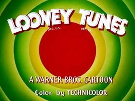 Screenshots from the 1953 Warner Bros. cartoon Southern Fried Rabbit
