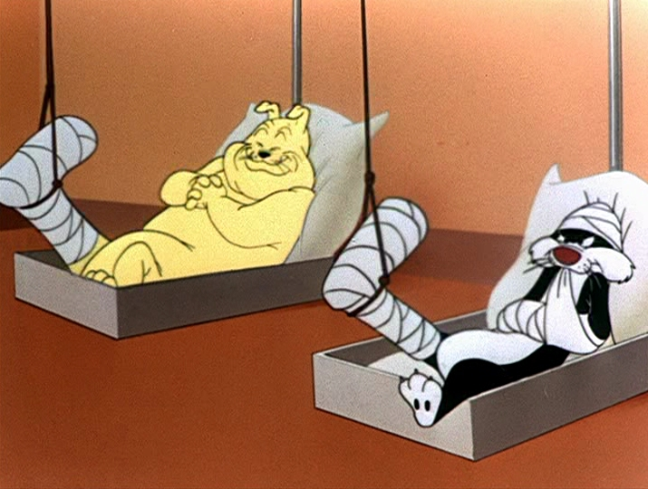 A Street Cat Named Sylvester (1953) - The Internet Animation Database