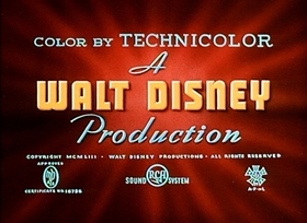Screenshots from the 1954 Disney cartoon Pigs Is Pigs