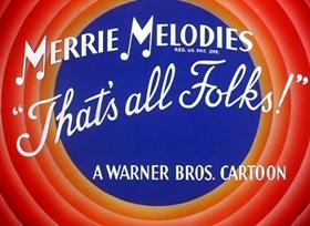 Screenshots from the 1954 Warner Bros. cartoon Stop, Look and Hasten