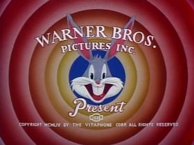 Screenshots from the 1954 Warner Brothers cartoon Yankee Doodle Bugs