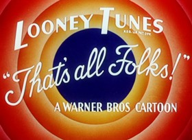 Screenshots from the 1954 Warner Brothers cartoon From A to Z-Z-Z-Z