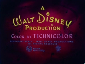 Screenshots from the 1955 Disney cartoon You, the Human Animal