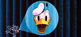 Screenshots from the 1955 Disney cartoon No Hunting