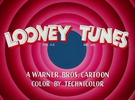 Screenshots from the 1955 Warner Brothers cartoon Sahara Hare