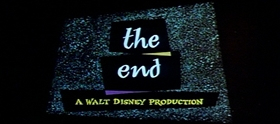 Screenshots from the 1956 Disney cartoon In the Bag
