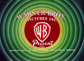 Screenshots from the 1956 Warner Brothers cartoon Heaven Scent
