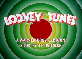 Screenshots from the 1956 Warner Bros. cartoon Gee Whiz-z-z