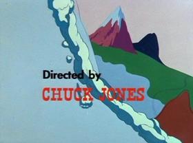 Screenshots from the 1956 Warner Brothers cartoon Barbary Coast Bunny
