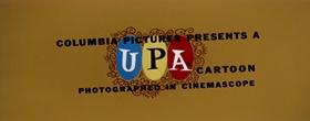 Screenshots from the 1956 UPA cartoon Magoo Beats the Heat