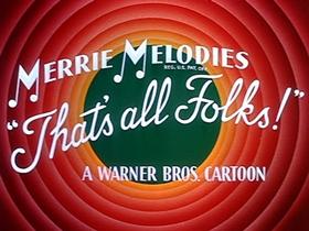Screenshots from the 1957 Warner Brothers cartoon Tweet Zoo