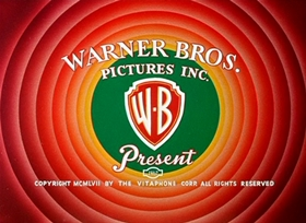 Screenshots from the 1957 Warner Bros. cartoon Zoom and Bored