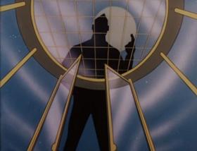 Screenshots from the 1957 Warner Brothers cartoon Drafty, Isn