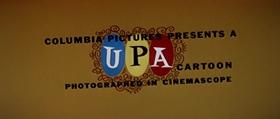 Screenshots from the 1957 UPA cartoon Magoo
