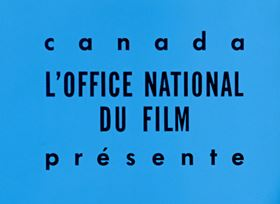 Screenshots from the 1958 National Film Board of Canada cartoon Le merle