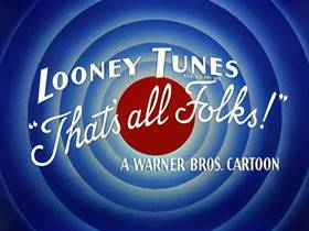 Screenshots from the 1958 Warner Brothers cartoon Hook, Line and Stinker