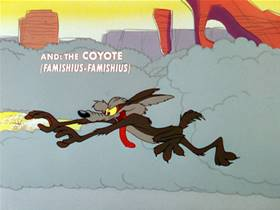 Screenshots from the 1958 Warner Bros. cartoon Hook, Line and Stinker