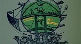 Screenshots from the 1958 UPA cartoon Magoo