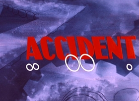 Screenshots from the 1959 Disney cartoon How to Have an Accident at Work