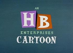 Screenshots from the 1959 Hanna-Barbera cartoon Hookey Daze