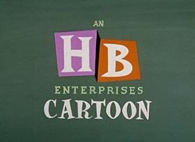 Screenshots from the 1959 Hanna-Barbera cartoon Skeeter Trouble